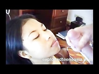 Suzy petite filipino amateur teen 18 big butt deep throat cums