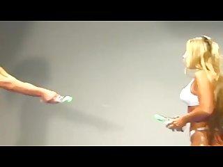 Nasty babes oil Wrestling vol 2