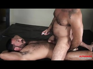 Alphamale alessio romero and vinnie stefano