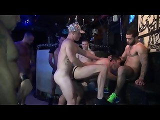 Horny fun the club