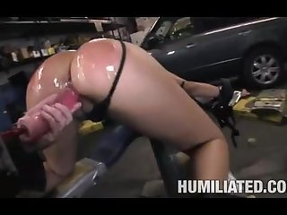 Squirt disgrace Charley chase