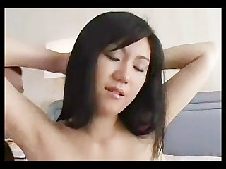 Big breasted babe gets her casabas caressed