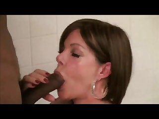Sexy milf is owned by bbc comp