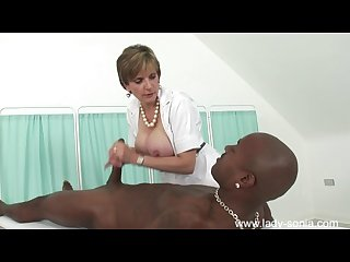 Lady sonia nurse massage