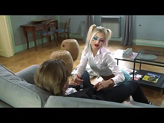Mad Wendy bangs up Andrew Van Dry - Escort Squad scene 4