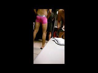 Chile gym spycam