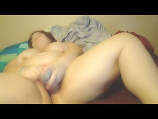 Playing with my pretty pussy