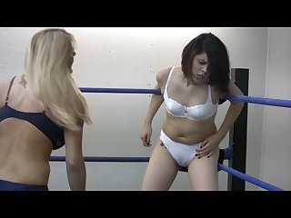 Milf ring Wrestling amo vs dakota