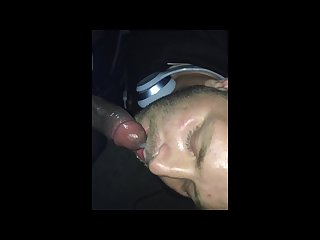 I make latino dude cum twice