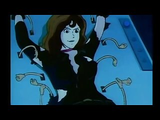 Mainstream vintage Anime fujiko tickling longer version italian