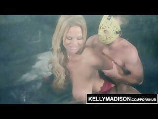 Free premium video Kelly madison jason cums again Friday the 13th parody