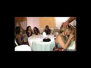 Banquet bride