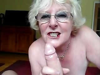 Dirty british granny
