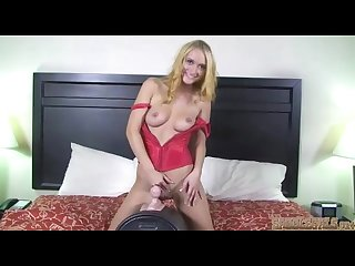 Leslie love sybian ride