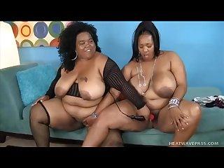 Black bbw lesbians please each other davidbbrown