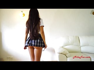 Extreme anal schoolgirls sex machine