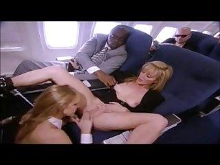 Ginger lynn juli ashton dans l avion