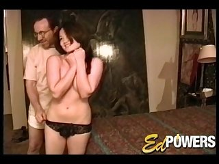 Hot asian Brook lee in doggie style fucking by ed powers