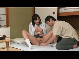 Japanese schoolgirl who live in a closet secretly 03