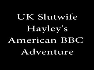 Uk wife hayley used by american bbc