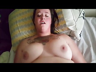 Young bbw having sex with her new amore
