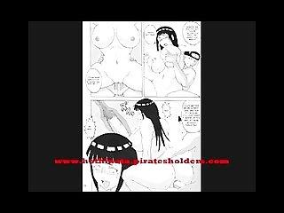 Hinata hentai with naruto