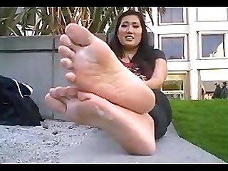 Smelly size 10 soles