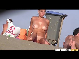 Nude Beach Voyeur HD Spy Cam Video Part Three