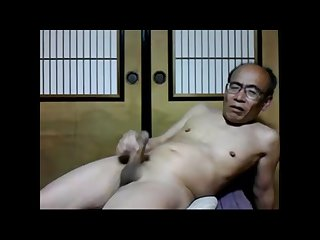 Japanese old man 615