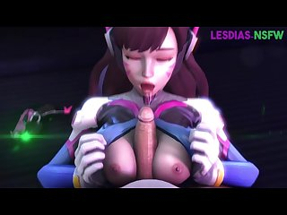 Sfm animated titfuck paizuri compilation