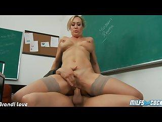 Milf brandi love fuck cock