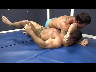 Muscle studs zach joey wrestle