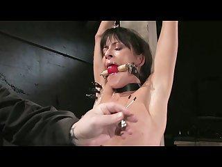 Sweaty armpits bondage
