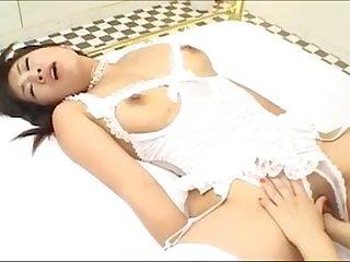Japanese lesbian fisting
