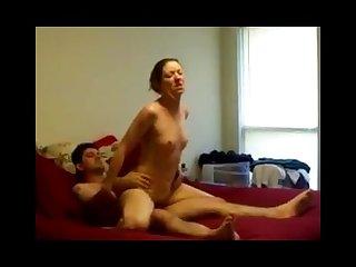 Long homemade sex tape