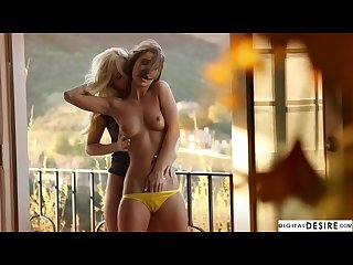 Presley hart aaliyah love carpet munching babes