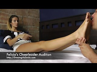 Felicia s cheerleader audition www c4s com 8983 14437693