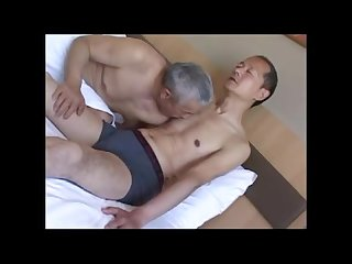 Japanese daddy couple 2