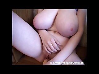 Huge natural tits compilation