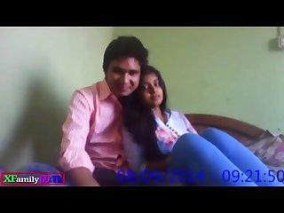 Indian school teenage lovers fuck hard