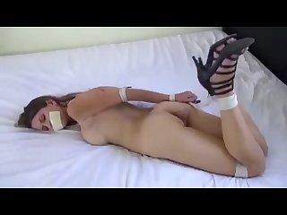 Chrissy bondage