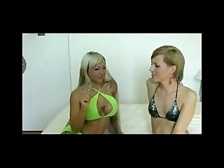 Hot tgirl bangs tattooed chick