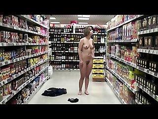 Quick supermarket flash