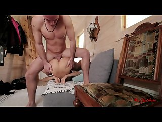 fucked my friend\'s girlfriend in a country house