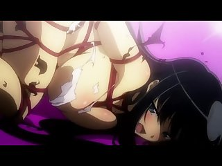 Anime bondage sorry about the subtitles