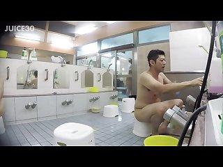 Sentou naked wash cam