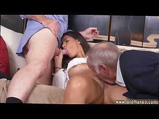 Japanese old housewife and family taboo old young and old hot gilf Hd and