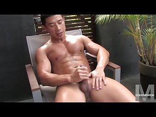Muscle asian solo