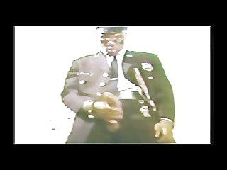 Vintage black police
