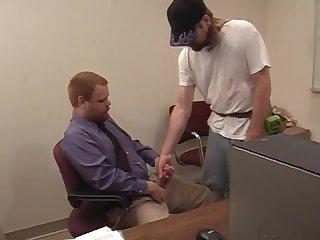 Office boys scene 3